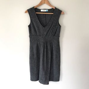 Anthropologie Sparrow Wool Cordial Embrace Dress